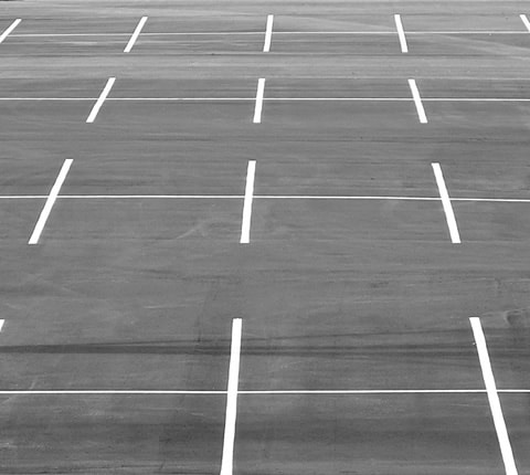Robersdale Alabama Parking Lot Striping